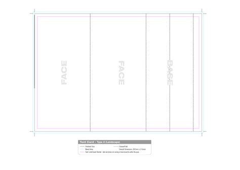 how to make a tent card tent card template e commercewordpress