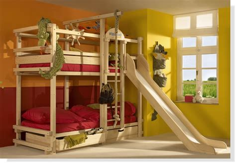 woodland bunk beds play bunk beds for large families from woodland kidsomania