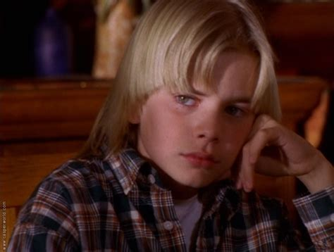 Picture of David Gallagher in Angels in the Endzone ... David Gallagher Young