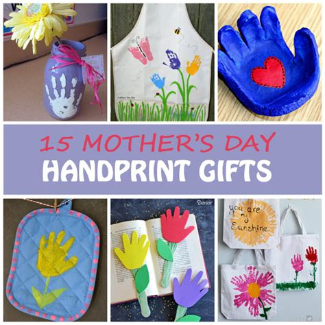 handprint gifts 15 s day handprint gifts for and grandmothers
