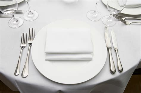 fancy place setting what is it like to eat alone at a fancy restaurant quora