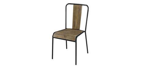 chaise industriel pas cher console en mtal 110 industriel chaise tabouret de bar yourscoops