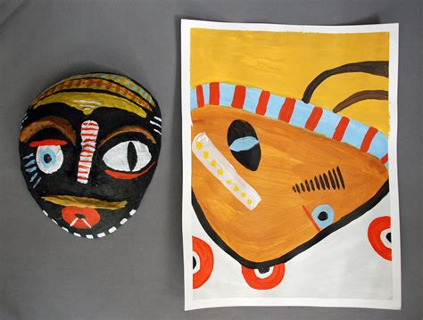 picasso paintings mask that artist picasso mask study