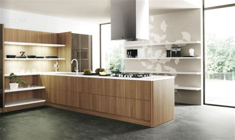 new design of kitchen wood slab modern kitchen units interior design ideas
