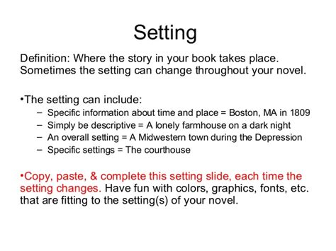 definition of a picture book fiction book project presentation template