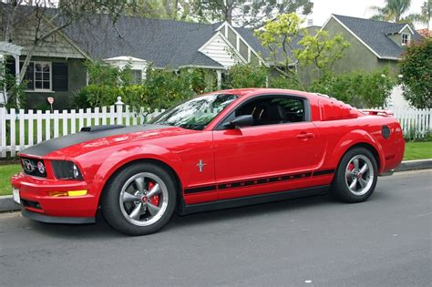 06 Ford Mustang by 2006 Ford Mustang V6 Coupe Pictures 2006 Ford Mustang V6