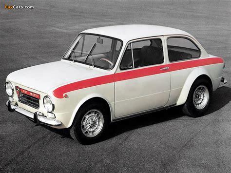 Car Wallpaper 800x600 by Fiat Abarth Ot 1600 1964 1968 Wallpapers 800x600