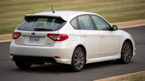 2009 Subaru Wrx Hatchback 2009 subaru wrx hatchback pearl white 83k