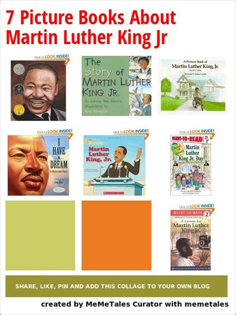 picture book of martin luther king jr 30 best images about martin luther king jr