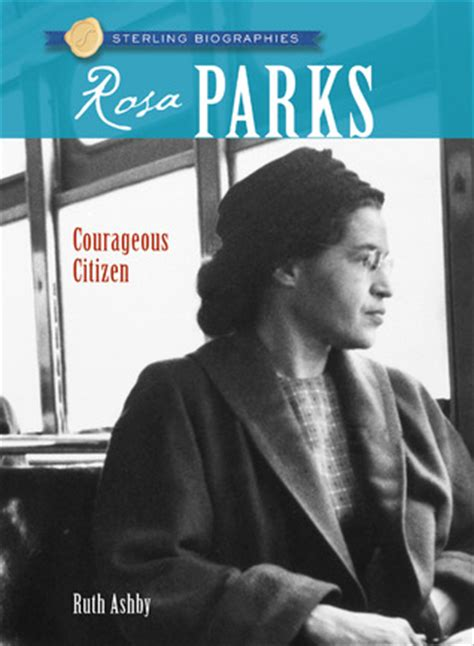a picture book of rosa parks rosa parks courageous citizen by ruth ashby reviews