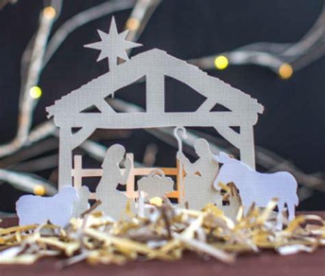 nativity paper craft new paper craft nativity paper cut