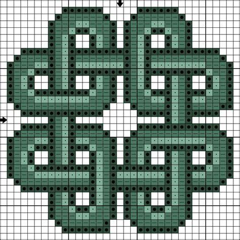 celtic bead patterns killer crafts crafty killers cross stitched celtic knot