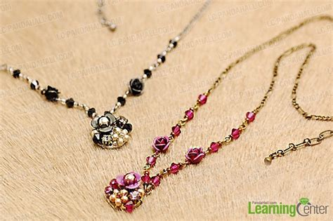 Ideas For Jewelry Make Your Own Chic Necklace