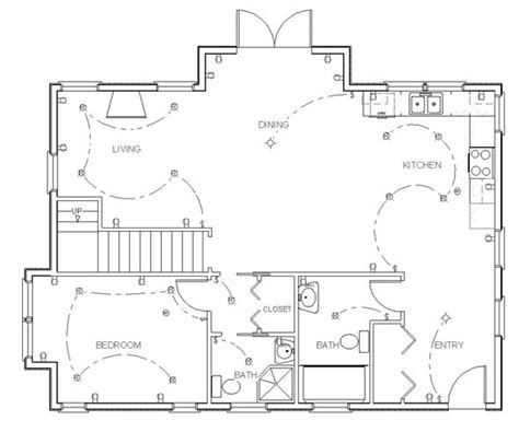 create a blueprint of a house engineer 2 how to draw floor plans cub scout webelos
