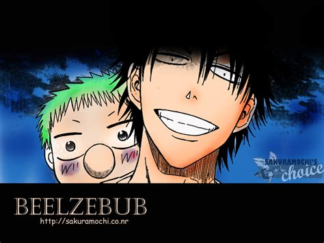 beelzebub anime anime wallpaper beelzebub anime wallpaper