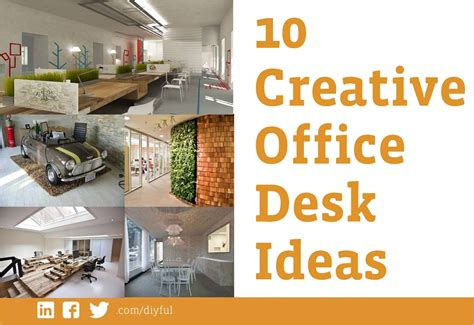 creative office desk ideas 綷 綷 綷 綷 綷 寘 寘