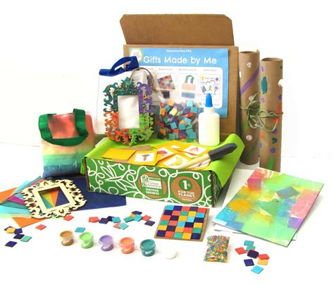 craft subscription box green kid crafts subscription box review