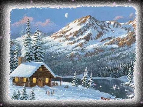 chalet dans la montagne