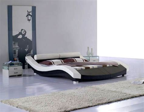 modern style beds 20 unique curved bed designs that comfort you better