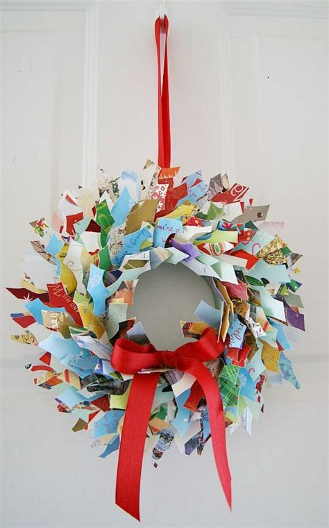 crafts from cards best 25 recycled cards ideas on diy