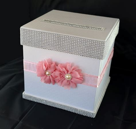 how to make a card box for a wedding diy wedding card box ideas doozie weddings