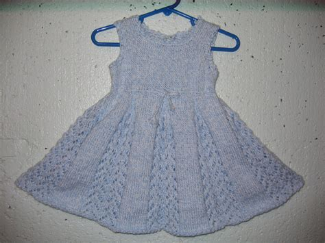 free knitted dress patterns for toddlers lacy tunic baby dress knitting pattern ms s place