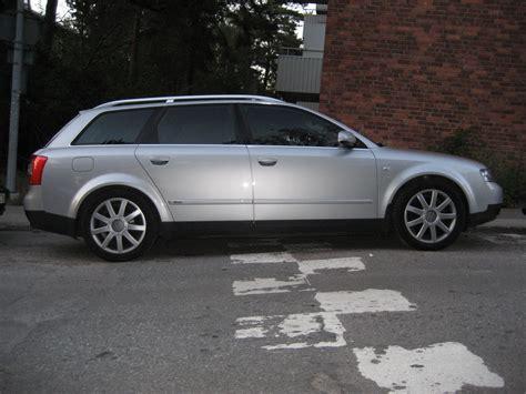 Audi A4 Avant Wagon by 2003 Audi A4 Avant Quattro Wagon 2003 A4 Johnywheels