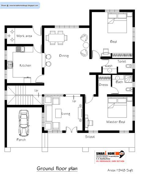 house plan designer kerala home plan and elevation 2811 sq ft kerala home design and floor plans