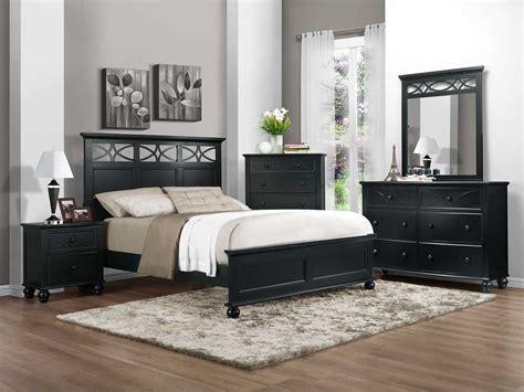 bedroom set ideas homelegance sanibel bedroom set black b2119bk bed set