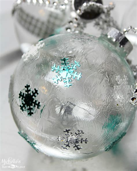 diy clear glass ornaments how to decorate glass ornaments rainforest