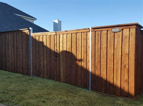 types of wooden fences types of wood fences for backyard