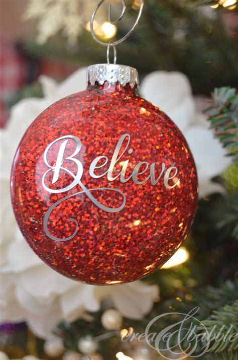 ornaments picture diy glitter ornaments create and babble