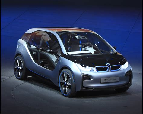 Bmw I3 Hybrid by Bmw I3 Electric With Range Extender And I8 In
