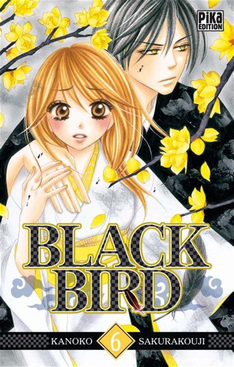 black bird volumes black bird 6 233 dition simple pika sanctuary