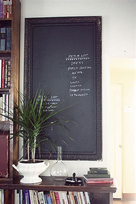 diy chalk paint wall chalkboard paint ideas when writing on the walls becomes