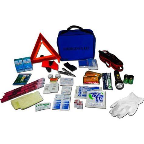 kit walmart safety products weather roadside emergency kit