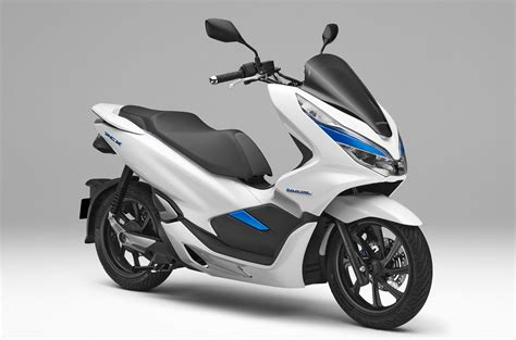 Pcx 2018 Hybrid by Honda Pcx Electric And Pcx Hybrid Unveiled Bikesrepublic