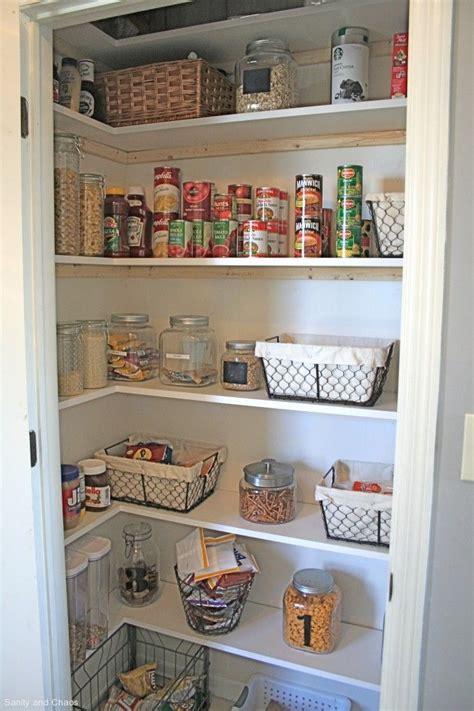 kitchen closet ideas 25 best ideas about small kitchen pantry on