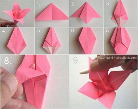 how to make easy origami flowers 40 origami flowers you can do and design