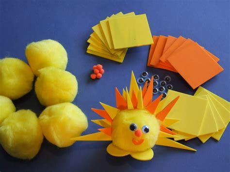 kid crafts for summer littlecraftybugs co uk summer themed craft ideas for