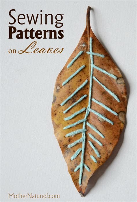 craft sewing patterns nature craft sewing patterns on leaves natured