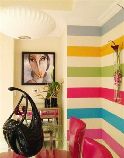 Bathroom Accent Wall Ideas 10 creative wall painting ideas and techniques for all rooms