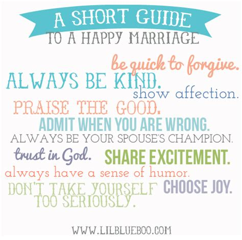 happy marriage a guide to a happy marriage