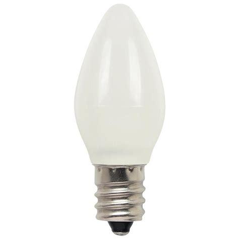 c7 warm white led bulbs westinghouse 7w equivalent warm white c7 light led