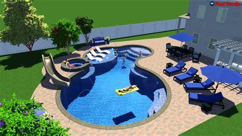 pool design software pool studio 3d swimming pool design software