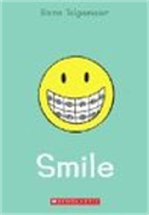 pictures of the book smile graphic novels book lists