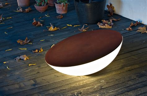 solar floor lights foscarini solar outdoor floor light