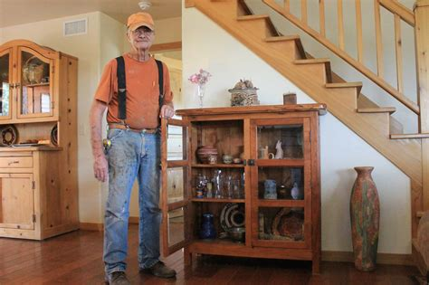 master woodworker master woodworker butch corrington gives mesquite and