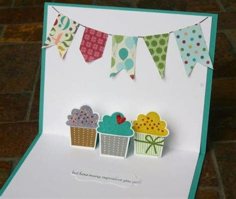 how to make a simple pop up birthday card 1000 ideas about pop up cards on pop up cards