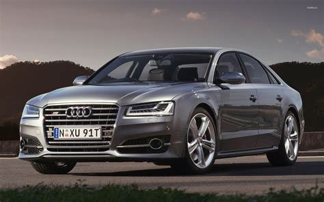 Car Wallpaper Front View by 2015 Audi S8 Front View Wallpaper Car Wallpapers 54613